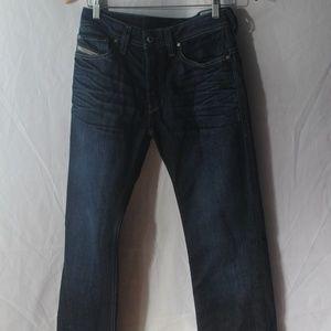 Diesel Safado Regular Slim Straight Denim Jeans